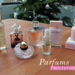 Mes parfums favoris du moment