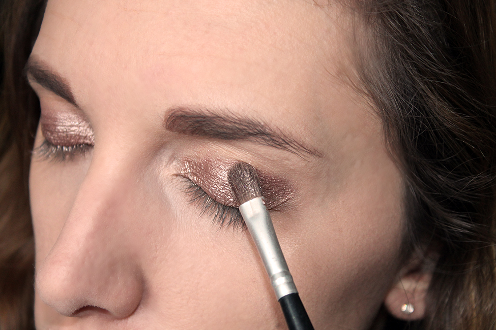 tuto maquillage chocolate bar too faced kiko Pinceau
