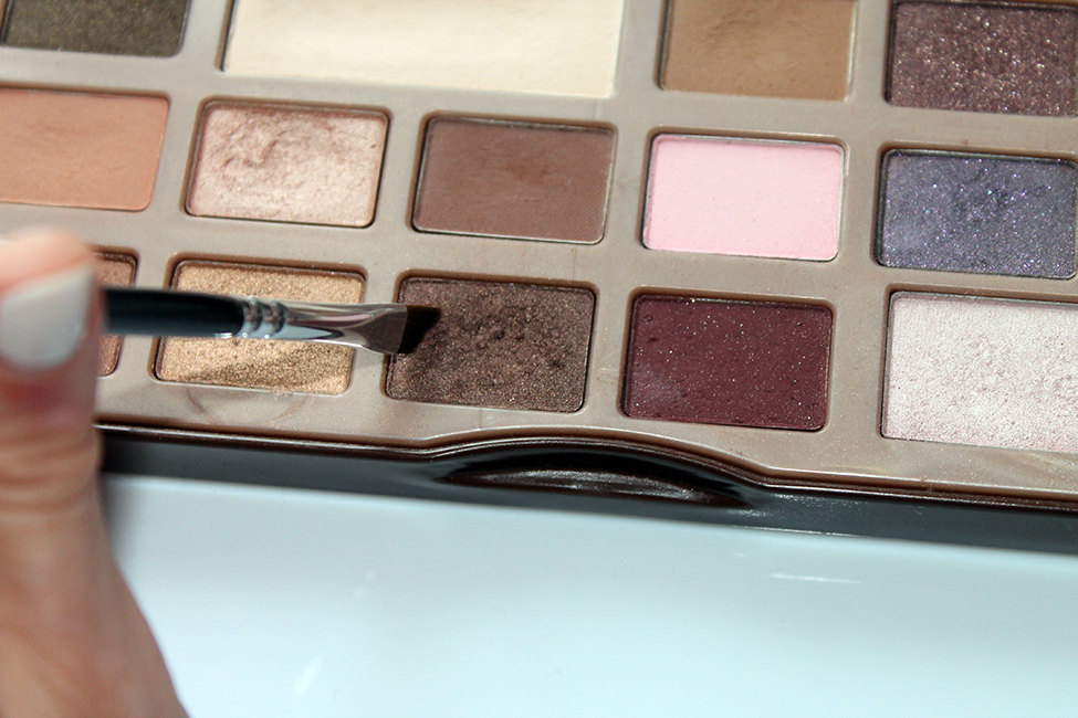 tuto maquillage chocolate bar too faced kiko haute chocolate