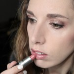 Tuto maquillage : Long lasting eyeshadow Kiko & Chocolate bar de Too Faced, bronze et prune