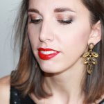 Maquillage de fêtes : 2 options avec la palette The Gold Standard de Sleek