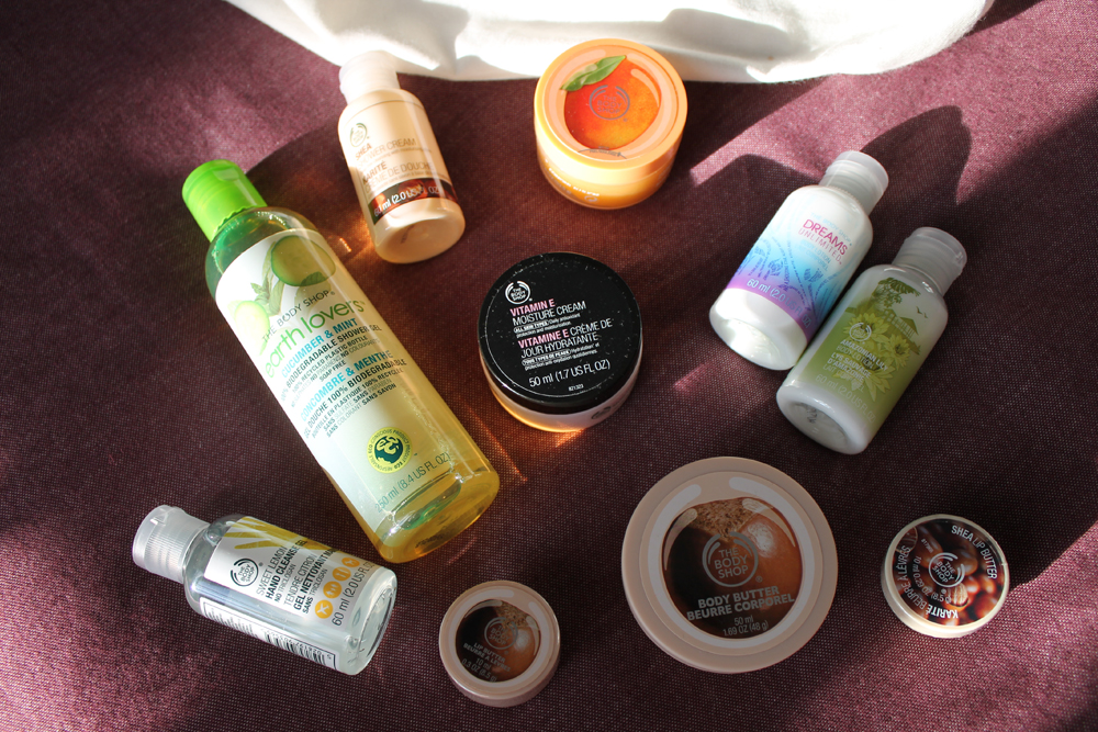 Cadeaux The Body Shop