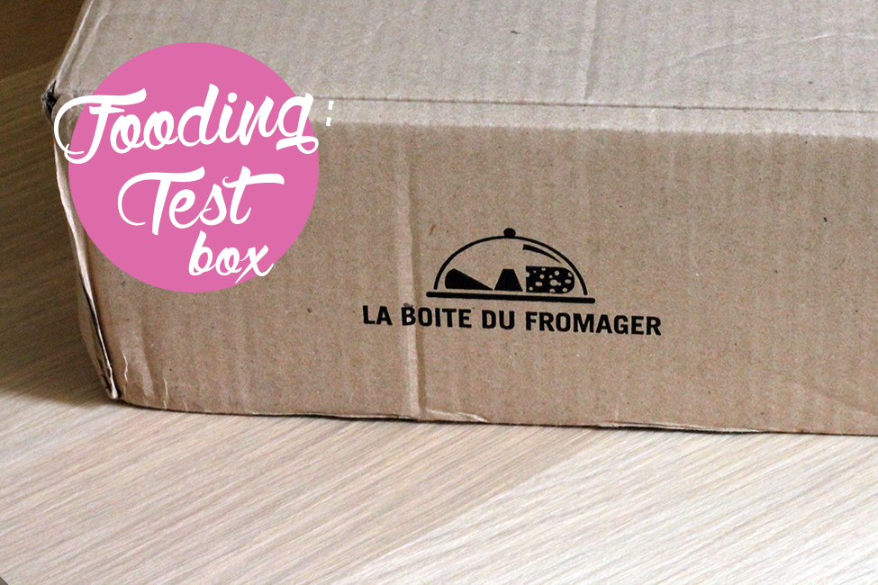 testla boîte du fromager box fromages